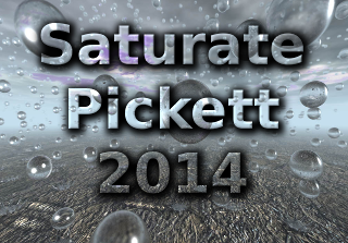 Saturate Pickett 2014